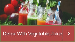 is juicing vegetables the same as eating them